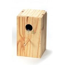 Nido de madera para...
