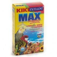 Kiki max menú cotorritas...