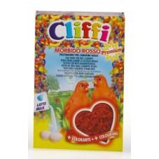 Pasta Morbido Rosso - CLIFFI