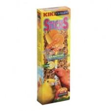 Kiki canarios sabor naranja...