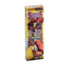 Kiki canarios sabor frutas...