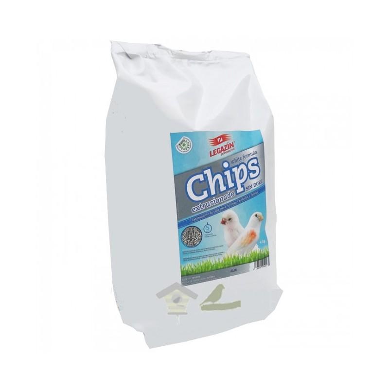 Chips Extrusionado sin Dore