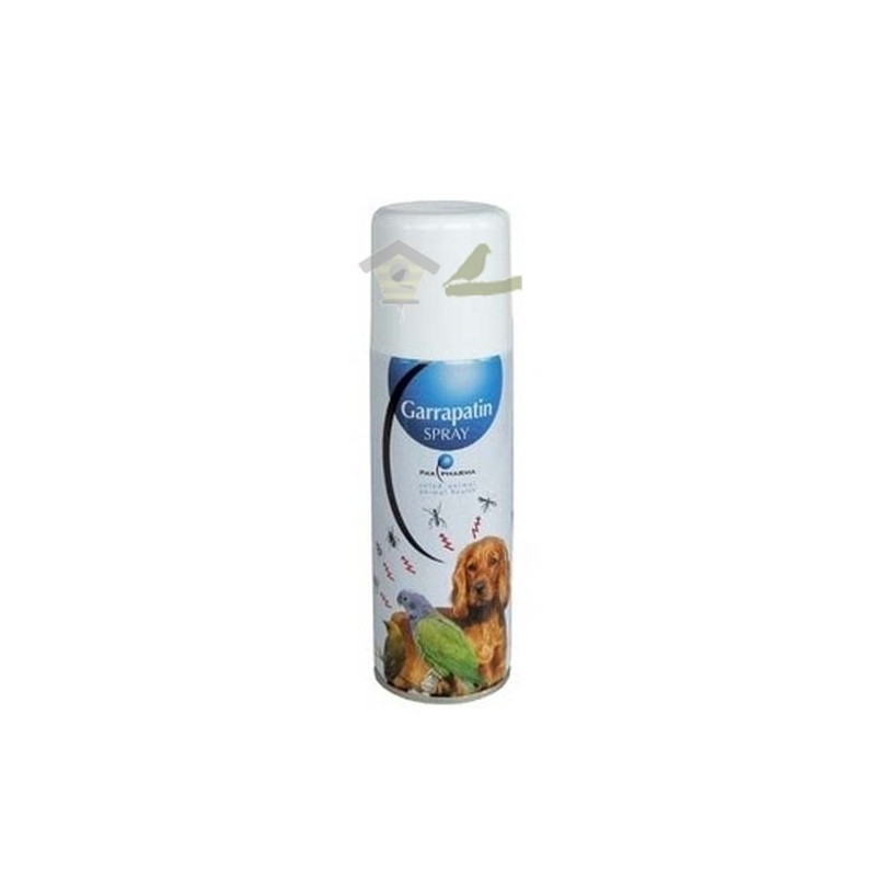 Spray Garrapatin