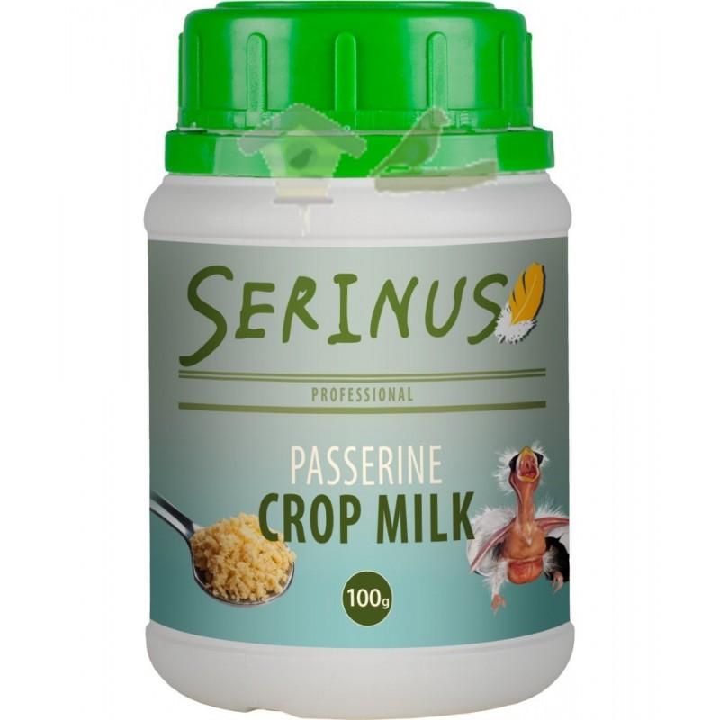 Passerine Crop Milk