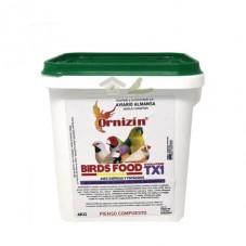 Birds food evolution TX1...